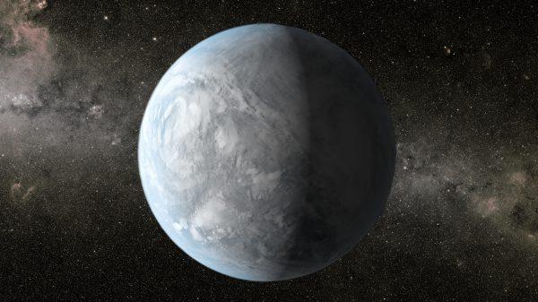 Kepler 62 e