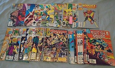 Marvel-DC-Comics