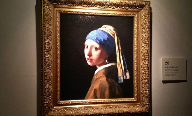 15 Maddede Hollandalı Ressam Vermeer Ve Başyapıtı Inci Küpeli Kızın