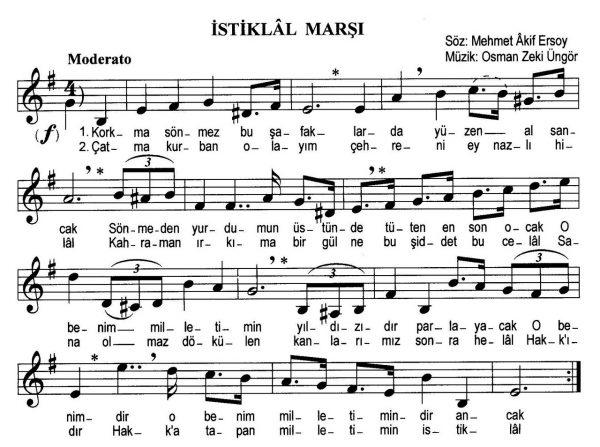 istiklal-marsi-notalari