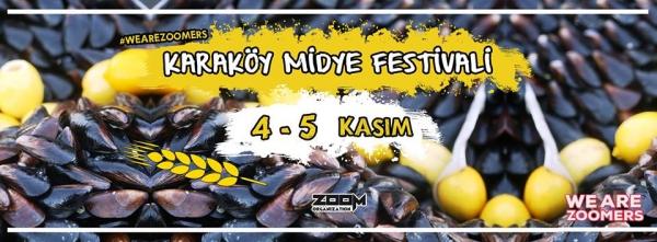 midye festivali