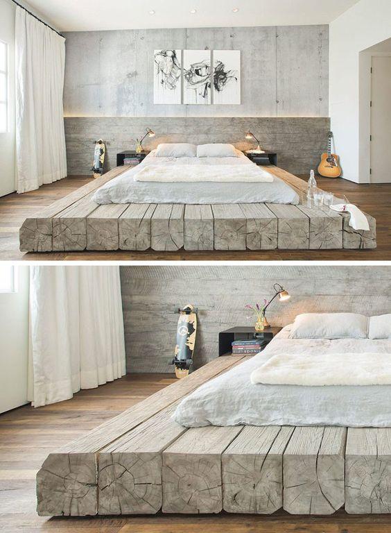 019 yatak odası