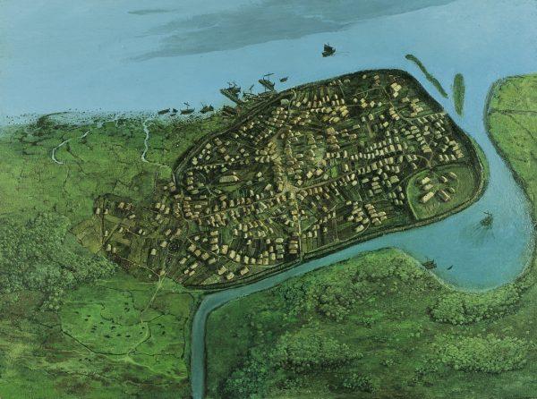 16. Bir Viking şehri Dublin