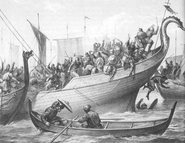 3. Viking gemisi tek başına 300 insanı
