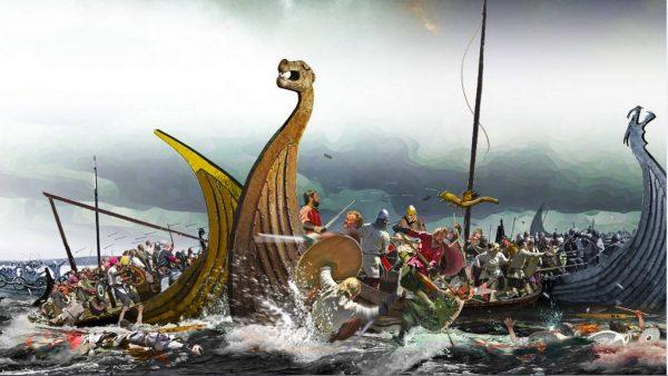 4. Çoğu savaş denizlerde gerçekleşti