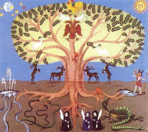 7. Güneşin Yeniden Doğuşu
