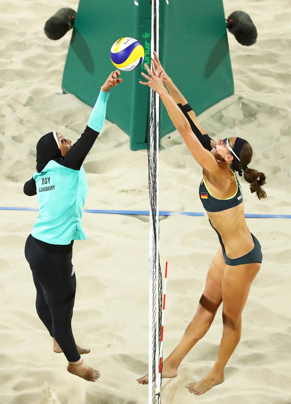 Rio Olympics August 7, 2016.