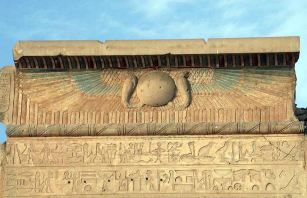 700den Fazla Sembolden Oluşan Antik Mısır Hiyerogliflerinden 30u