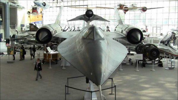 lockheed-SR-71-muze