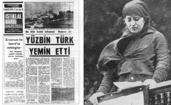 10. İzmir'in işgali ve Sultanahmet Mitingi