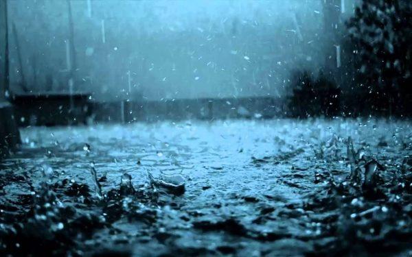 12. Yağmurlu Deniz