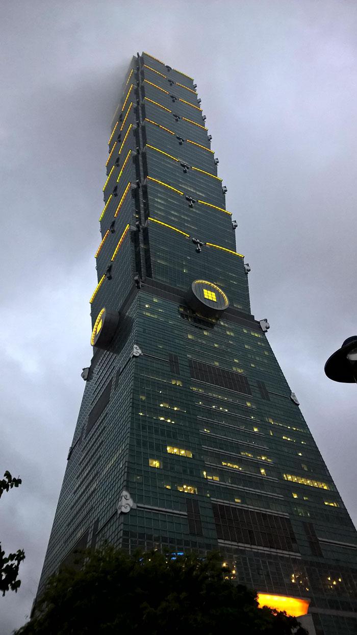 23 Taipei 101 Observatory, Taipei City, Taiwan