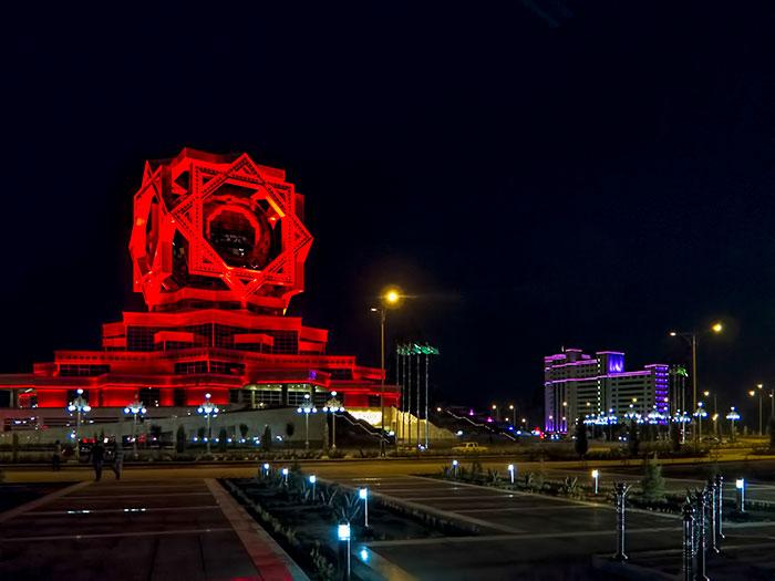 26 Wedding Palace, Ashgabat, Turkmenistan