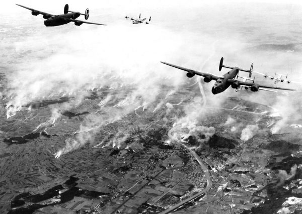 3. İkinci Dünya Savaşı günleri