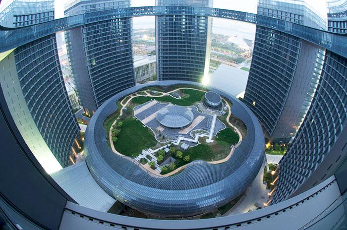 65 Hangzhou Congress Center, China