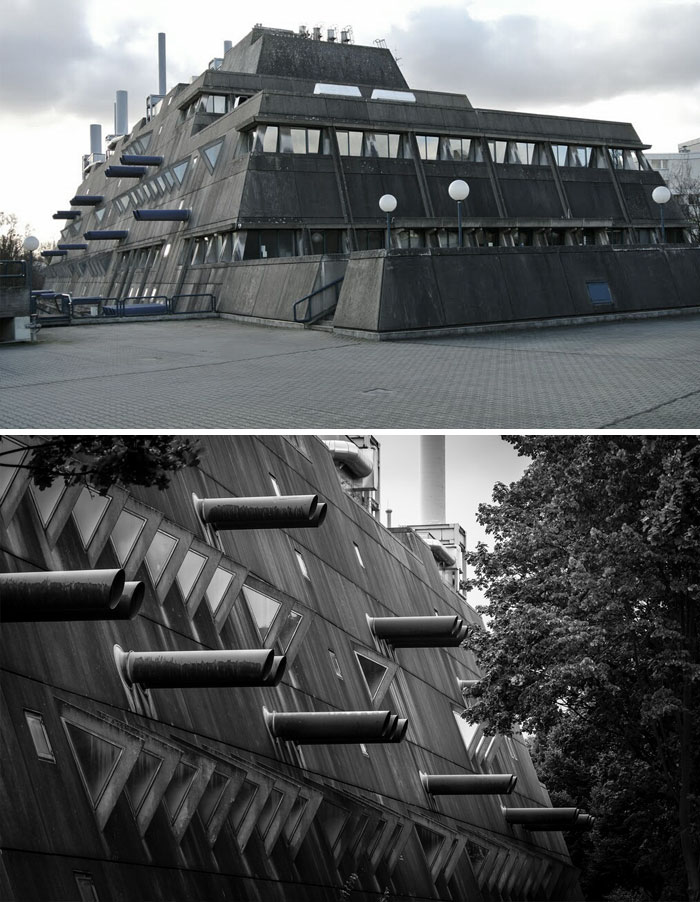 7 Former Research Institute For Experimental Medicine, Berlin, Germany