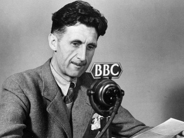 George Orwell (1943 Photo)
