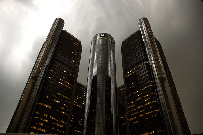 86 The Renaissance Center, Detroit, Michigan