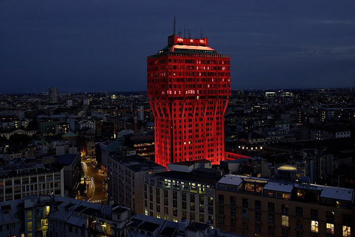 91 Torre Velasca, Milan, Italy