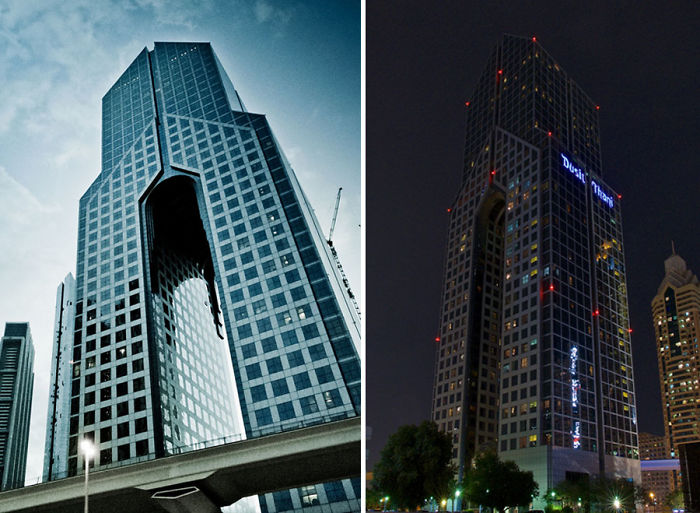 94 Dusit Thani Hotel In Dubai, UAE