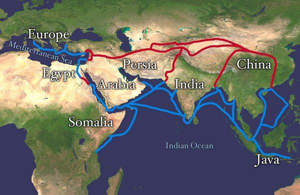 Antik Yollar : Dünya tarihini Şekillendiren 8 antik ticaret yolu listelist.com