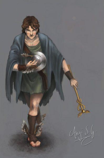 4-Apemosyne-Hermes