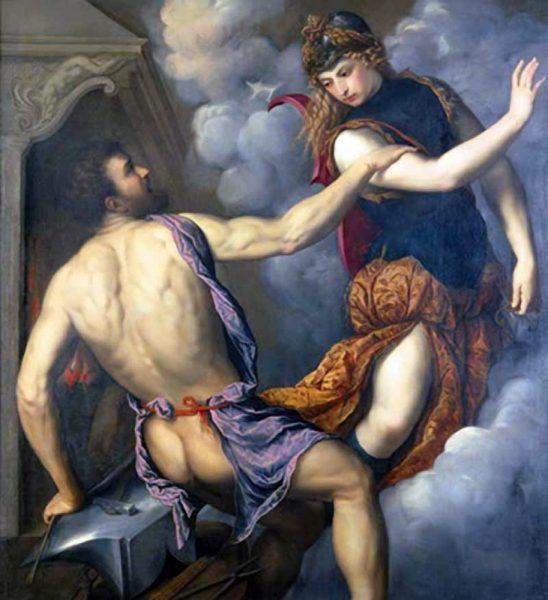 5-Athena-Hephaistos
