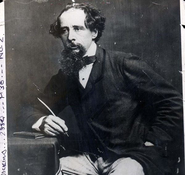 PKT 1763 - 126482CHARLES DICKENS1934Charles Dickens