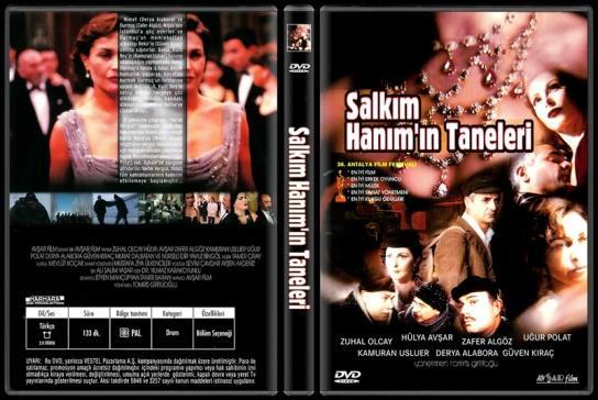 Salkım Hanımın Taneleri - Scan Dvd Cover - Türkçe [1999]