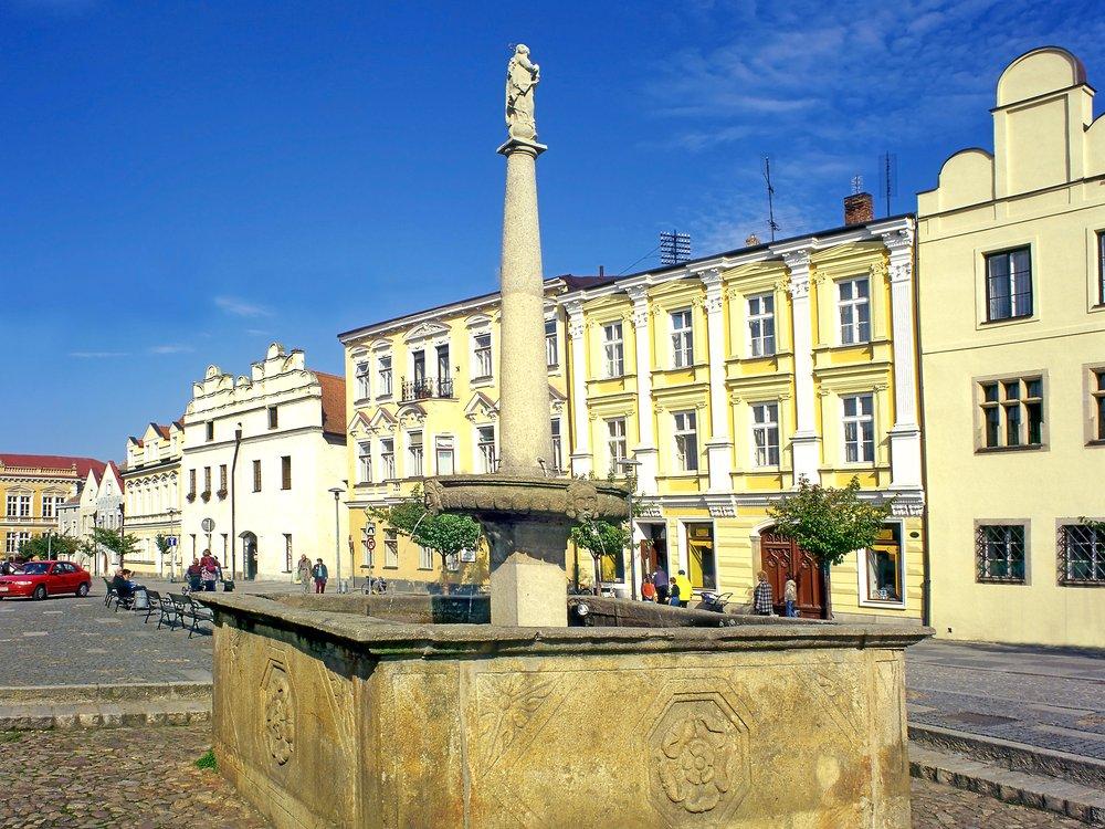 Slavonice, Czech Republic