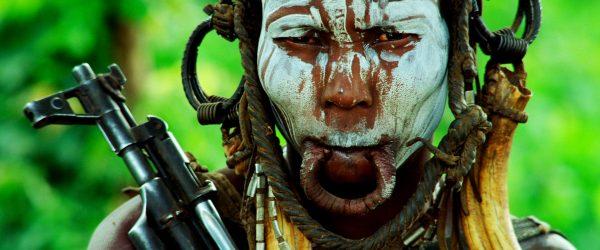 mursi_tribeswoman