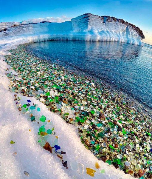 vodka-bottle-pebbles-glass-beach-ussuri-bay-russia-2