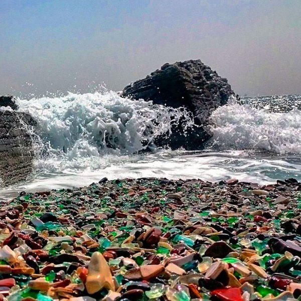vodka-bottle-pebbles-glass-beach-ussuri-bay-russia-8