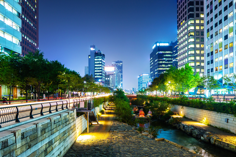 010 Cheonggyecheon