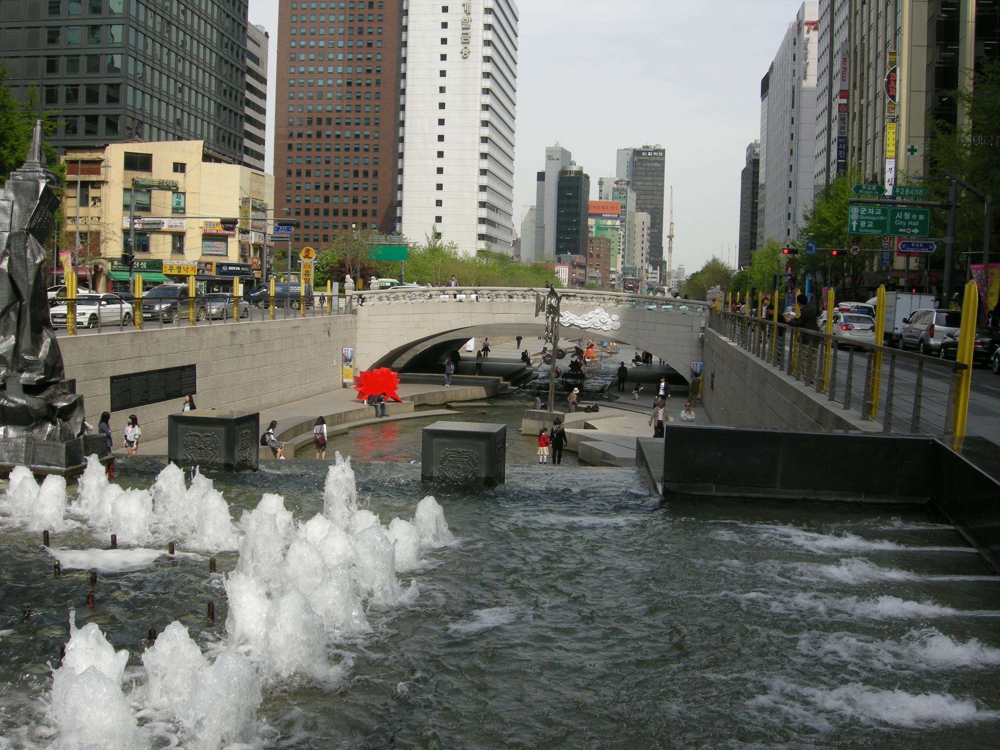 014 Cheonggyecheon