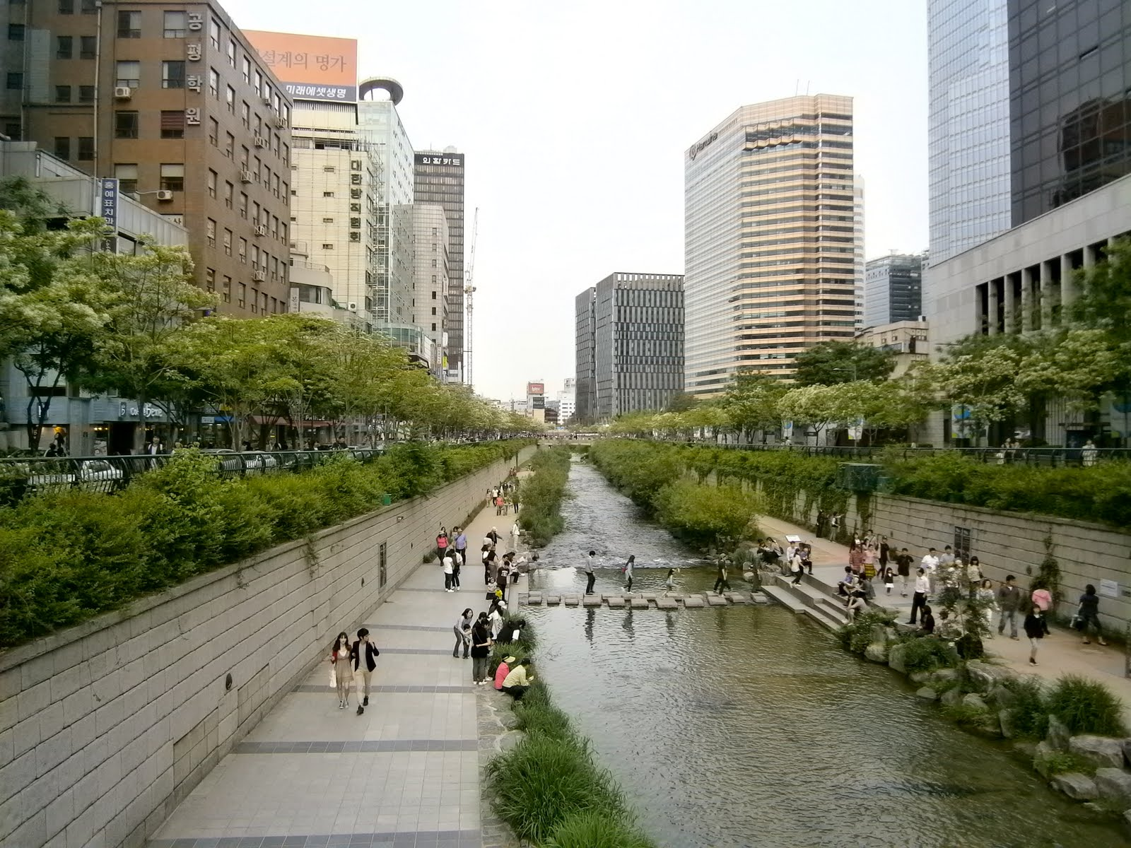 023 Cheonggyecheon