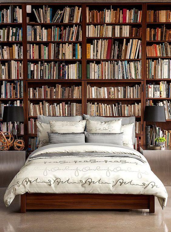 03 yatak odası kitaplık
