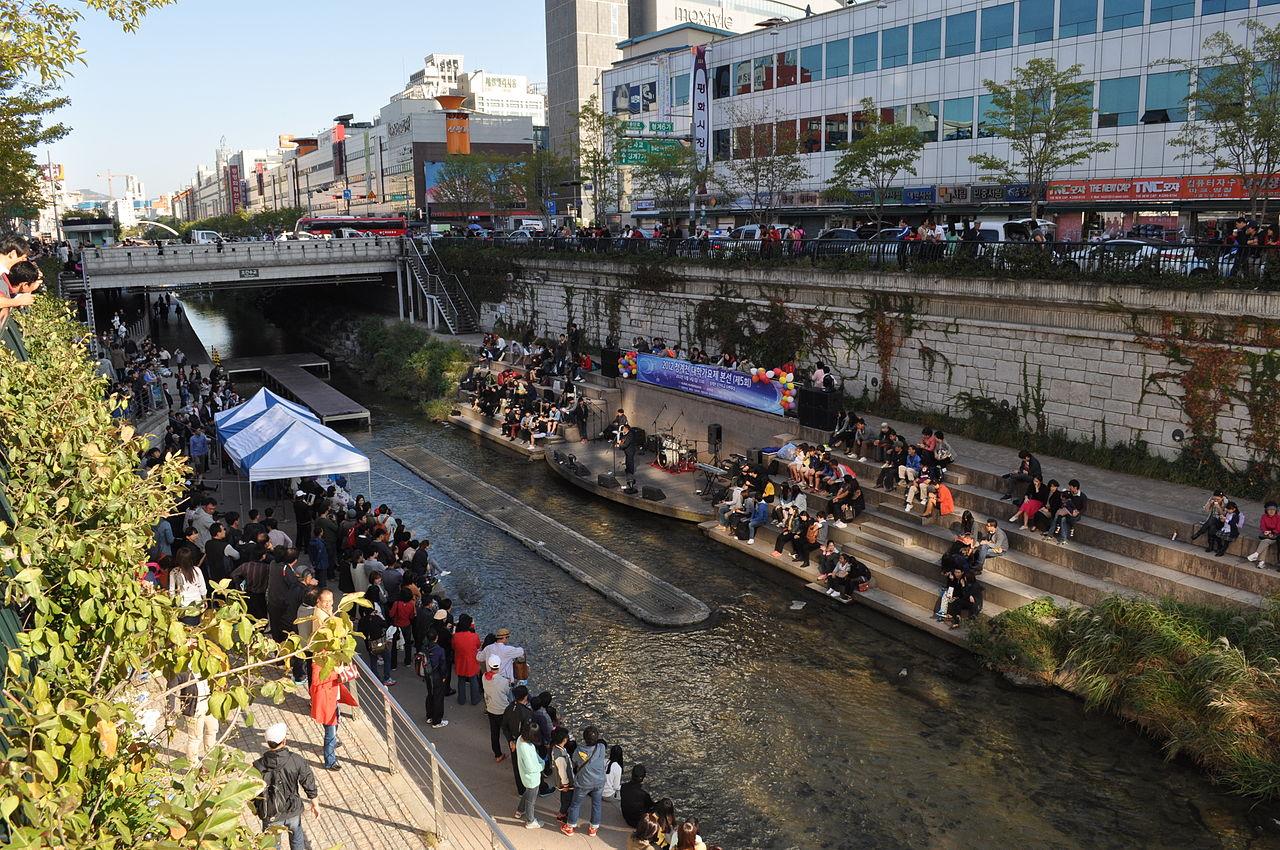 033 Cheonggyecheon