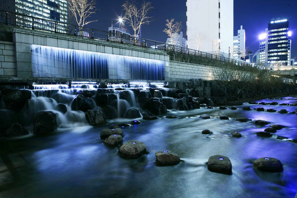 05 Cheonggyecheon