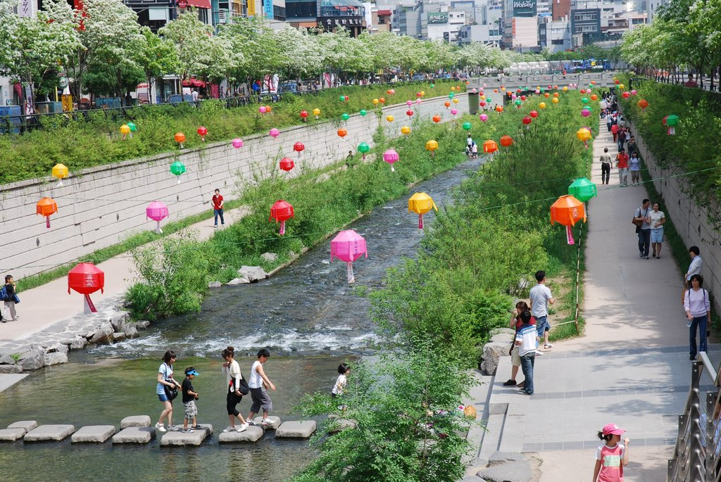 06 Cheonggyecheon