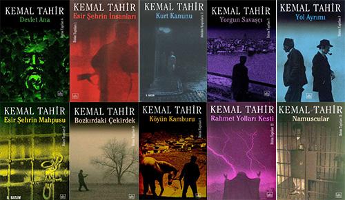 14. Art arda yayınlanan romanlar