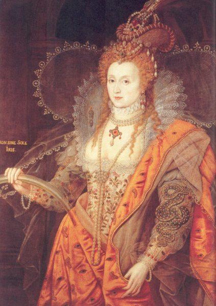 7-Elizabeth I.