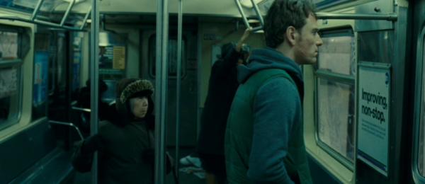 Shame movie subway breaks
