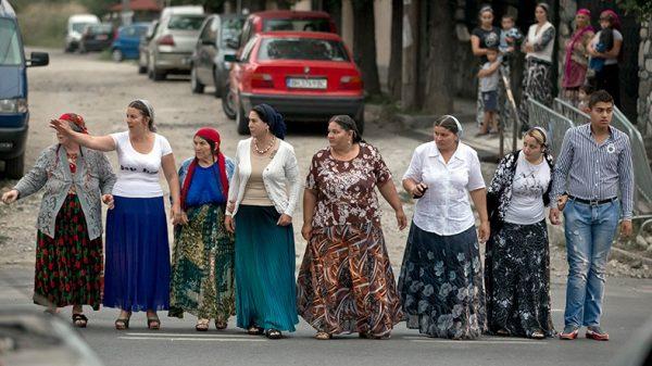 12. Roman mahallelerinde yaşamak