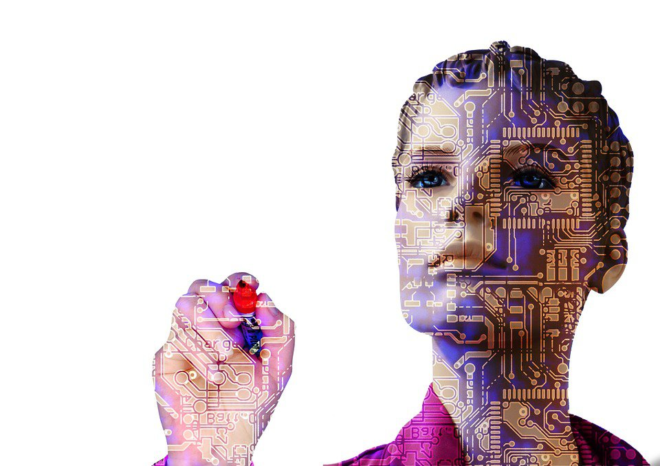 AI-woman