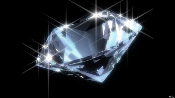 Diamond-from-human-remains