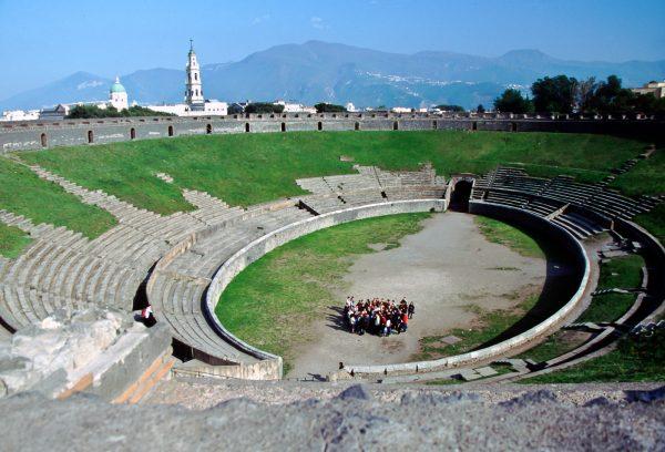 Pompeii - Amphitheater