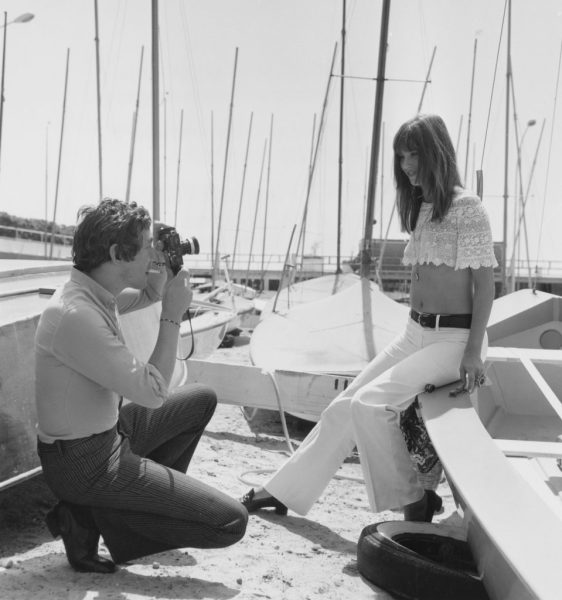Serge-Gainsbourg-snapped-photos-his--lover-Jane-Birkin