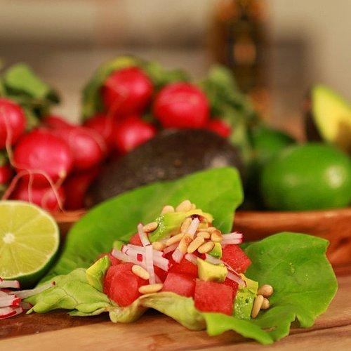 Watermelon-Tacos
