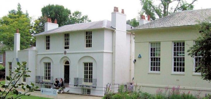 10.Keats'ın Kır Evi